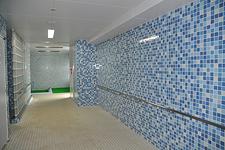 Japanese ceramic tile Photo:FLAMIE