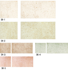 Japanese ceramic tile Photo:SEKKA