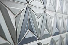 Japanese ceramic tile Photo:ORION