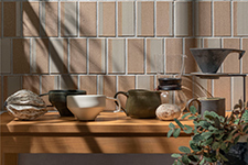 Japanese ceramic tile Photo:Clavis