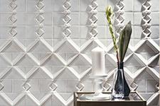 Japanese ceramic tile Photo:Stitch