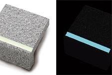 Japanese ceramic tile Photo:LW series
