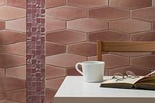Japanese ceramic tile Photo:SHIKIBU