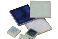 Japanese ceramic tile Photo:Sea Breeze
