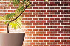 Japanese ceramic tile Photo:YUUTOUBI