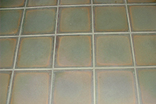 Japanese ceramic tile Photo:GEN