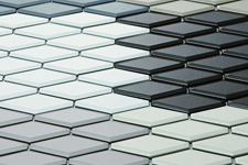 Japanese ceramic tile Photo:TRELLIS