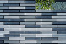 Japanese ceramic tile Photo:LINEN