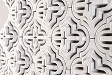 Japanese ceramic tile Photo:Piramide
