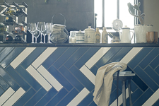 Japanese ceramic tile Photo:TIFF