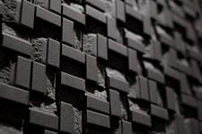 Japanese ceramic tile Photo:PLATEAU BLOCK