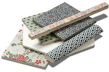 Japanese ceramic tile Photo:Inishie