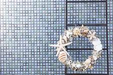 Japanese ceramic tile Photo:SAVOR