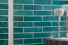 Japanese ceramic tile Photo:MOTTO
