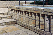 Japanese ceramic tile Photo:Project1