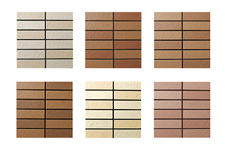 Japanese ceramic tile Photo:EPOCH k