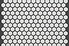 Japanese ceramic tile Photo:19hex