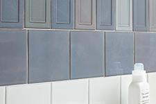 Japanese ceramic tile Photo:TSUMUGI