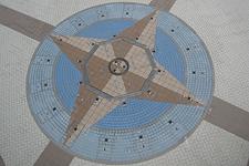 Japanese ceramic tile Photo:DOLMEN