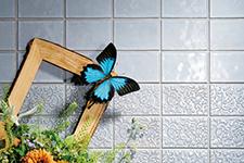 Japanese ceramic tile Photo:Caserta