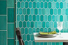 Japanese ceramic tile Photo:CHAT